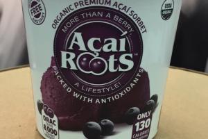 Organic Premium Acai Sorbet