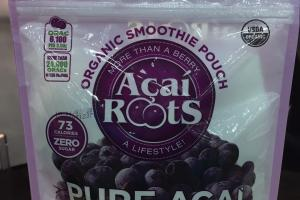 Pure Acai Antioxidant Superfood Puree