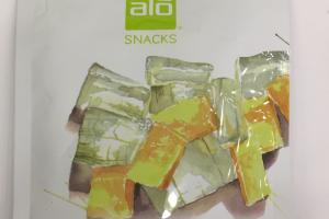 Real Dried Aloe Vera + Mango Fruit