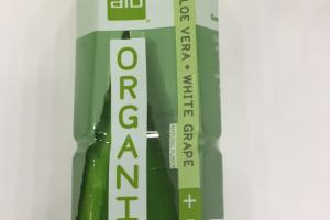 Organic Aloe Vera Juice Drink