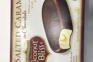Organic Non-dairy Frozen Dessert Ice Cream