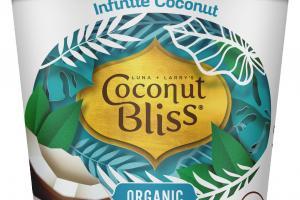 ORGANIC INFINITE COCONUT 100% PLANT BASED DAIRY-FREE FROZEN DESSERT