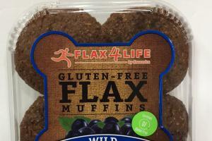 Gluten-free Flax Muffins