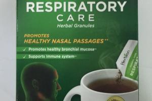 Respiratory Care Herbal Granules Dietary Supplement