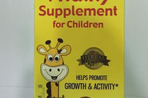 Vitality Supplement For Children Dietary Supplement