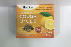 Cough Drops, Honey Lemon