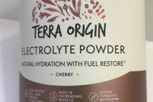 NATURAL HYDRATION WITH FUEL RESTORE ELECTROLYTE DIETARY SUPPLEMENT POWDER, CHERRY