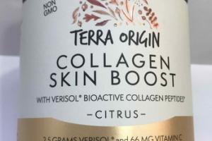 COLLAGEN SKIN BOOST DIETARY SUPPLEMENT