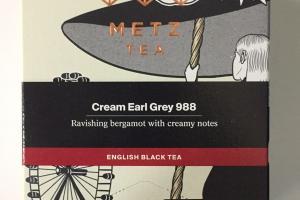Cream Earl Grey 988 English Black Tea