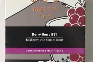 Organic Herb & Fruit Tisane