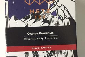 Orange Pekoe 940 English Black Tea