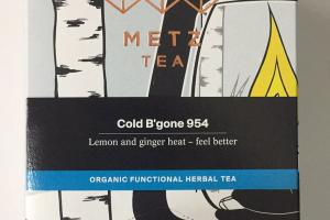 Organic Functional Herbal Tea