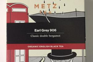 Organic English Black Tea