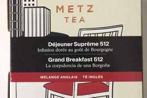 Grand Breakfast 512 English Black Tea