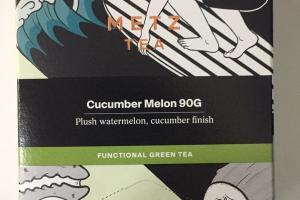 Cucumber Melon 90g Functional Green Tea