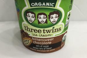 Organic Chocolate Ice Cream