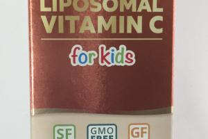 Liposomal Vitamin C Kids Dietary Supplement
