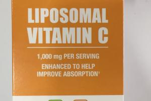 Liposomal Vitamin C Dietary Supplement