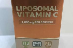 LIPOSOMAL VITAMIN C DIETARY SUPPLEMENT CAPSULES