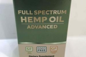 ADVANCED FULL SPECTRUM HEMP OIL