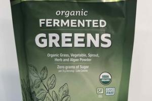 ORGANIC FERMENTED GREENS