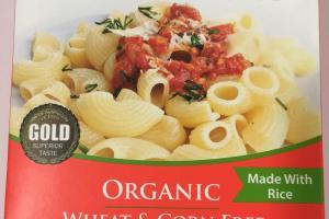Gluten Free Quinoa Elbows Pasta