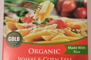 Gluten Free Quinoa Penne Pasta