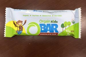 Kids Organic Whole Grain Energy Snack