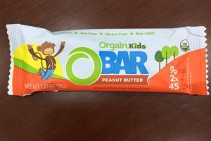 Organic Whole Grain Energy Snack Bar