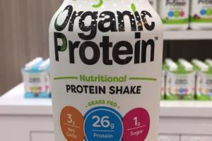 Nutritional Protein Shake