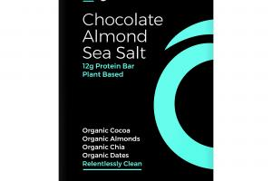 Organic Simple Protein Bar - Chocolate Almond Sea Salt