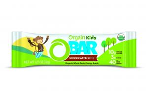 Organic Kids O-Bar - Chocolate Chip