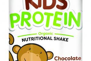 CHOCOLATE ORGANIC PROTEIN NUTRITIONAL SHAKE