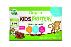CHOCOLATE FLAVOR ORGANIC NUTRITIONAL SHAKE