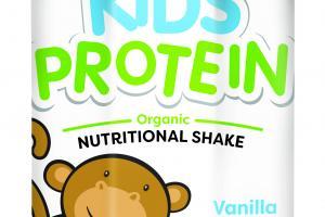 VANILLA FLAVOR ORGANIC KIDS PROTEIN NUTRITIONAL SHAKE