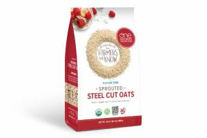 SPROUTED STEEL CUT OATS