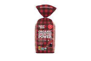 HERITAGE GRAIN ORGANIC BIG RED'S SPROUTED WHEAT BREAD