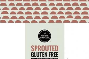 SPROUTED 7 GRAIN GLUTEN FREE BREAD
