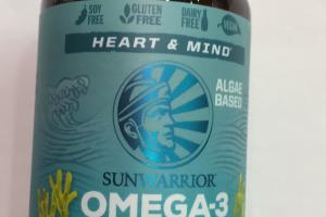 Omega-3 Vegan Dha + Epa Dietary Supplement