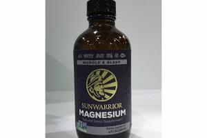 MAGNESIUM NATURAL IONIC DIETARY SUPPLEMENT