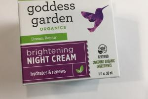 Dream Repair Brightening Night Cream