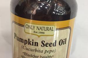 Pumpkin Seed Oil Dietary Supplement