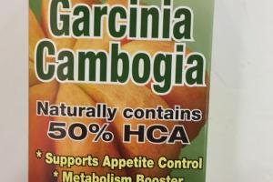Garcinia Cambogia Dietary Supplement