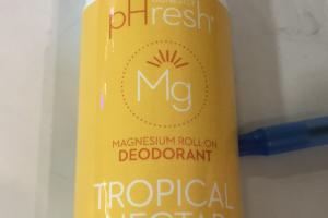 Tropical Nectar Magnesium Roll-on Deodorant