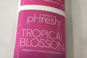Prebiotic Natural Deodorant
