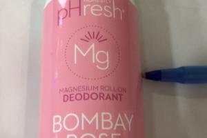 Magnesium Roll-on Deodorant