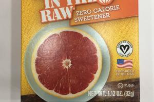 Zero Calorie Monk Fruit Blended Sweetener