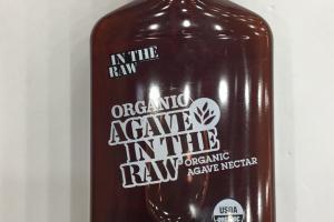 Organic Agave Nectar