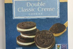 Double Classic Creme Cookies