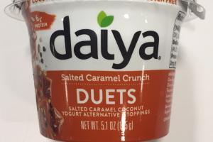 Salted Caramel Crunch Duets